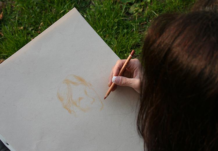 Corso di disegno a matita
