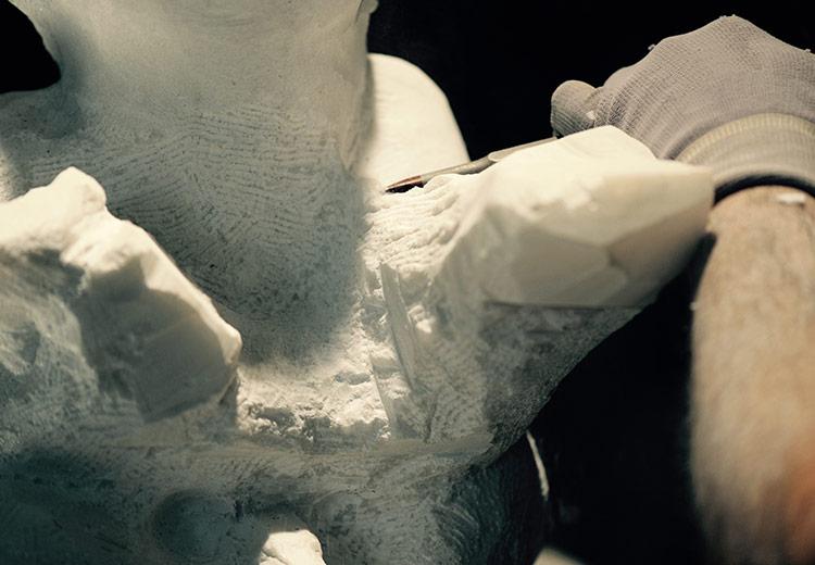 Corso di scultura avanzata a Bellagio