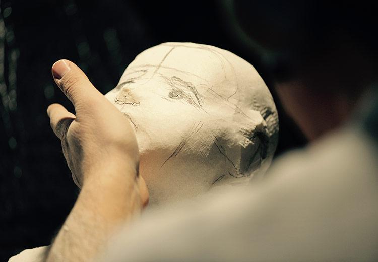 Corso di scultura avanzata Bellagio