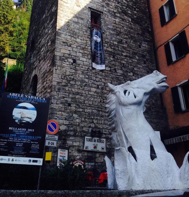 scuola d'arte a Bellagio