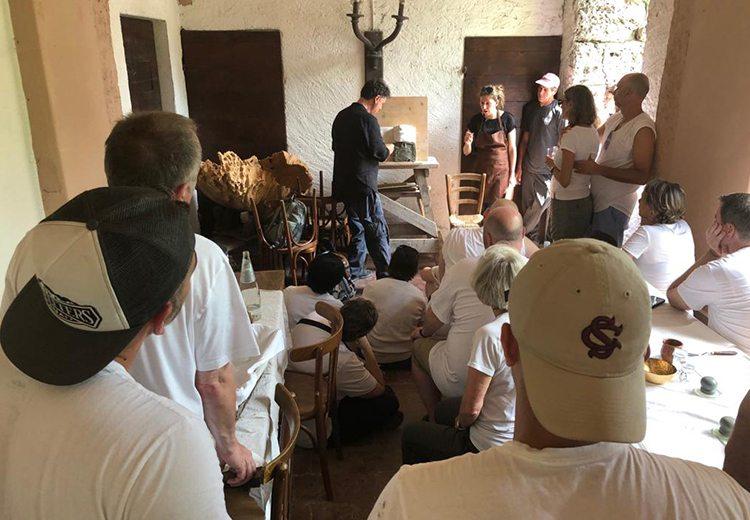coaching art experience villa melzi d'eril